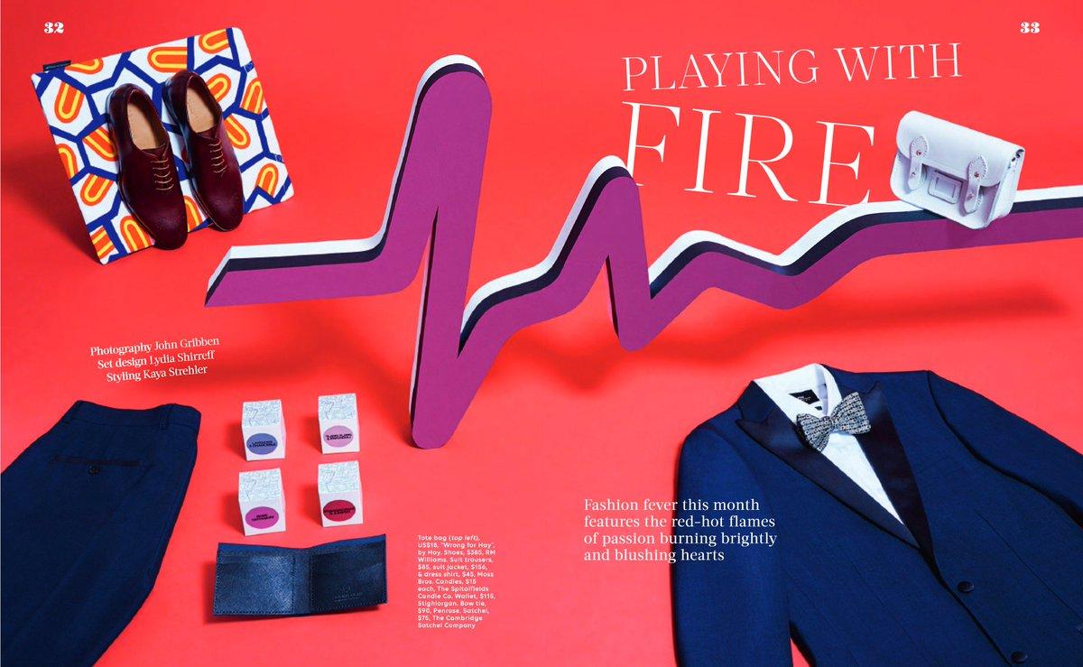 #ORYX Magazine by @qatarairways feat. @CamSatchelCo, @RMWilliamsUK, @PenroseLondon1 and @MossBros #style #travel