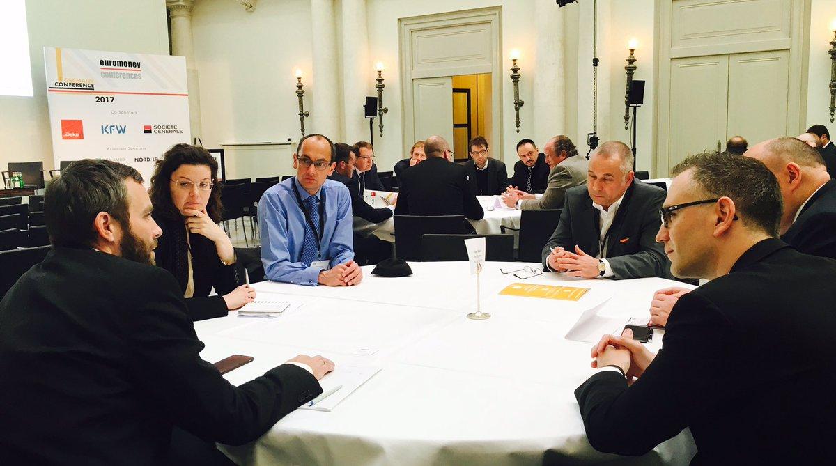 EuromoneyConferences On Twitter Christopher Garnett RKemmish - Target conference table