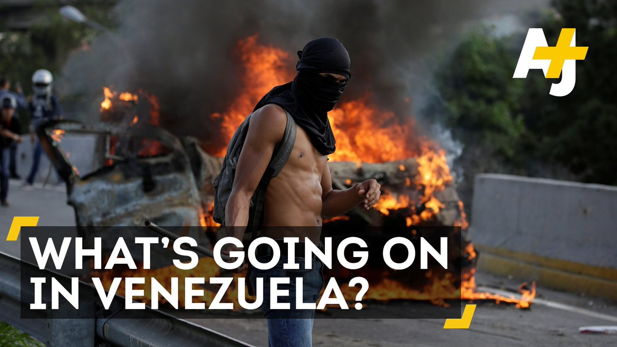At least 26 people have died in the Venezuela protests. Here's what you need to know about the escalating violence.