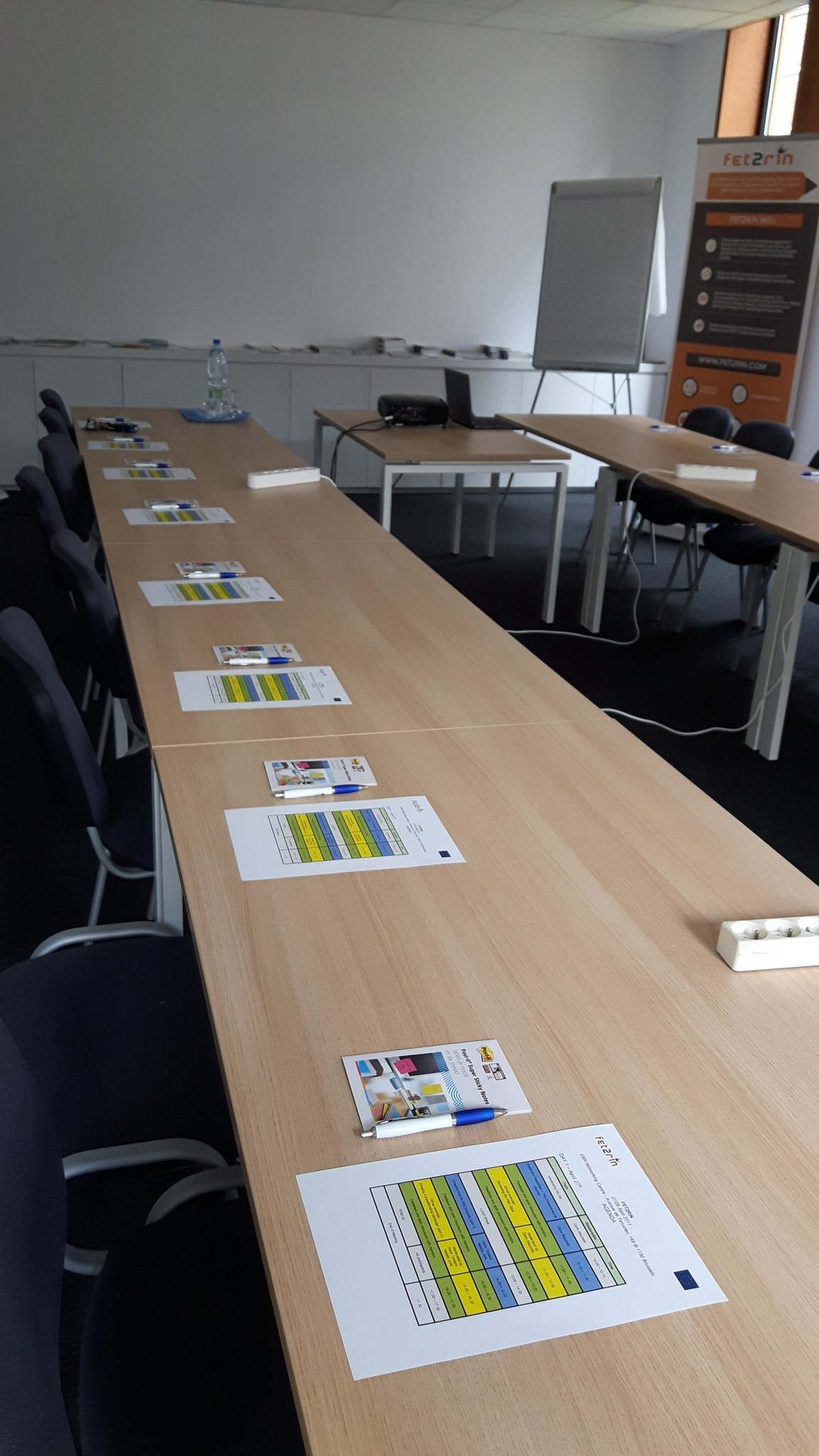 Getting ready to host @fet_eu projects participating to the @Fet2Rin training to get ready to #pitch in front of investors @FETFlagship https://t.co/MogkbRnyu3