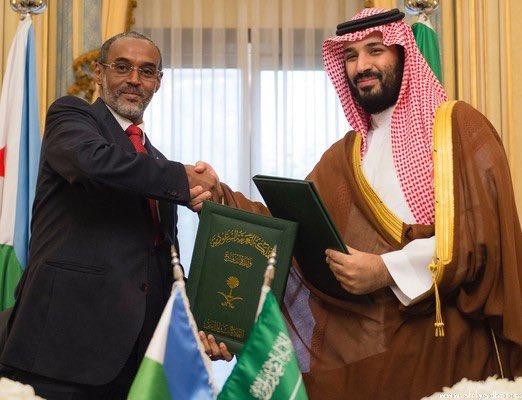 """قاعدة عسكرية سعودية في جيبوتي قريباً.. و""""بامخرمة"""": نترقب توقيع الاتفاق  C-WOQY4XsAMkWZp"""