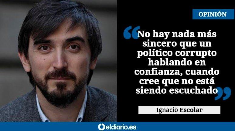 """Resultado de imagen de El método Ignacio González para mandar a los jueces """"a tomar por culo"""""""
