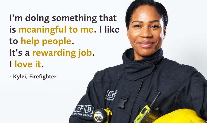 If You Your Desk Job Then Why Not Ly To Become A London Firefighter