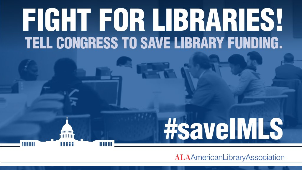 Action Alert Save Americans With >> American Library Association On Twitter Action Alert It S Time To