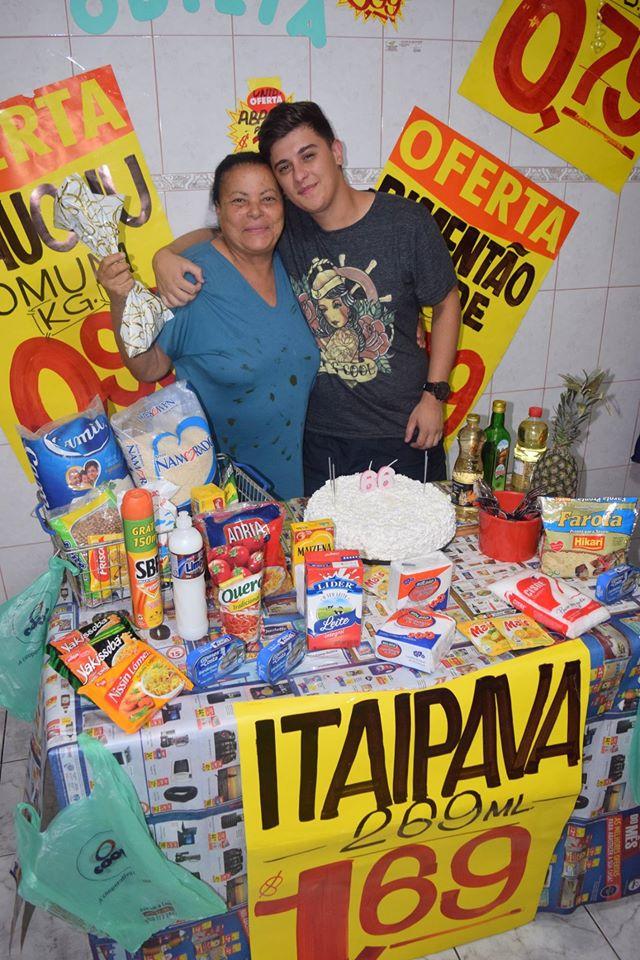 Adulto gosta mesmo de aniversário com decoração de supermercado; veja festa de Odília -> https://t.co/zYaTUJqpms https://t.co/b7sUXZbxH2