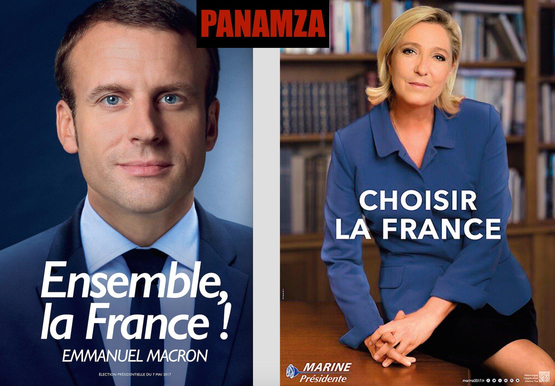 Vous avez un nom arabe et n'aimez pas Charlie Hebdo? Macron vous écartera, Le Pen dénoncera votre «islamisme radical»