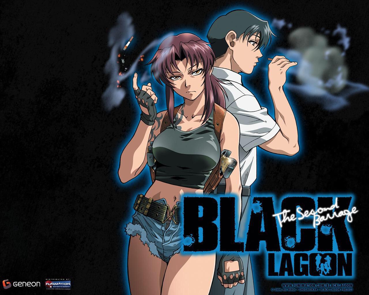 Earth En Twitter Black Lagoon ブラック ラグーン 壁紙