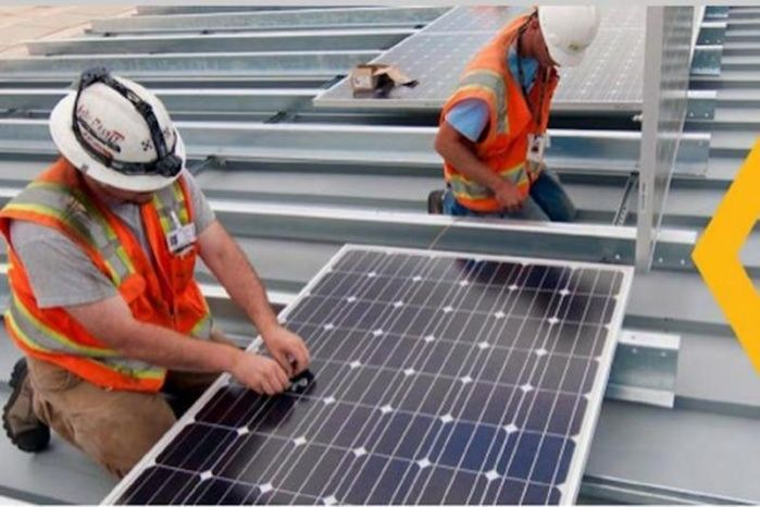 Want jobs? Get Jobs. Today's Energy Jobs Are in #Solar, Not Coal:  http:// buff.ly/2oKq9Eh  &nbsp;   #ActOnClimate #cdnpoli #abpoli #Renewables<br>http://pic.twitter.com/RLotyXaa6H