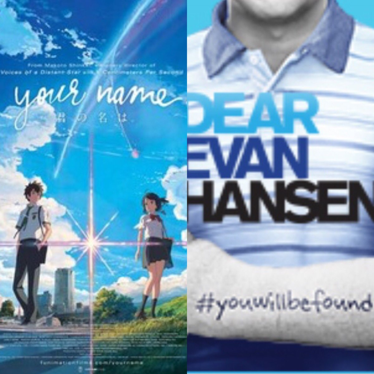 Jodi Bean On Twitter Soundtracks Currently On Repeat Yournamemovie Dearevanhansen