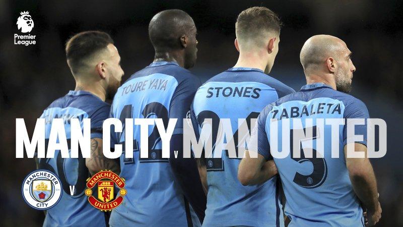 Vedere MANCHESTER CITY MANCHESTER UNITED Streaming Diretta Video Rojadirecta TV: Online Gratis Premier League oggi 27 aprile 2017
