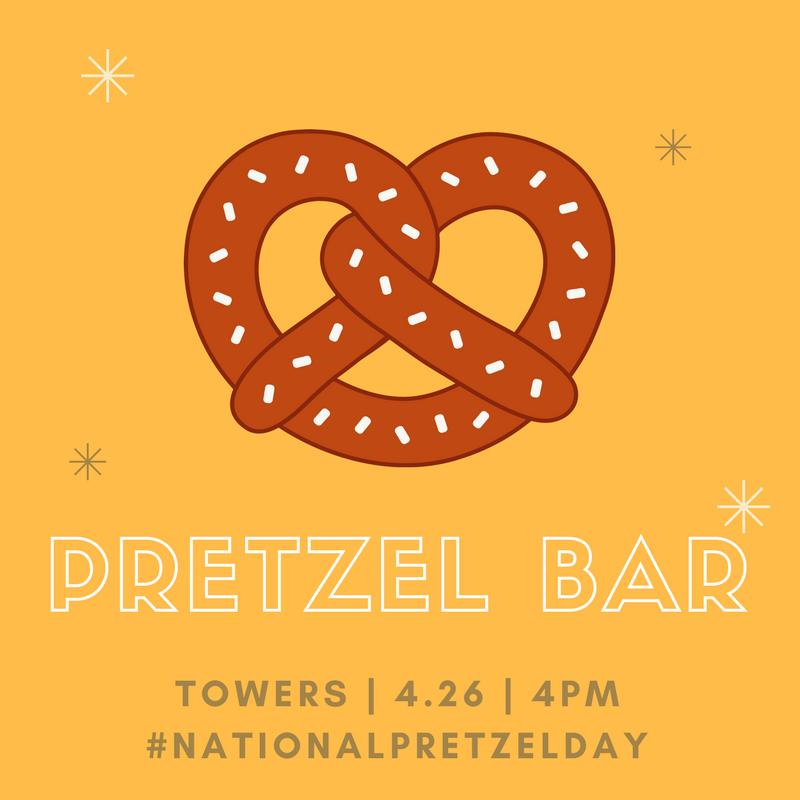 Duquesne Dining On Twitter Happy Nationalpretzelday Celebrate