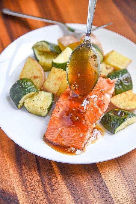 Maple Salmon Recipe