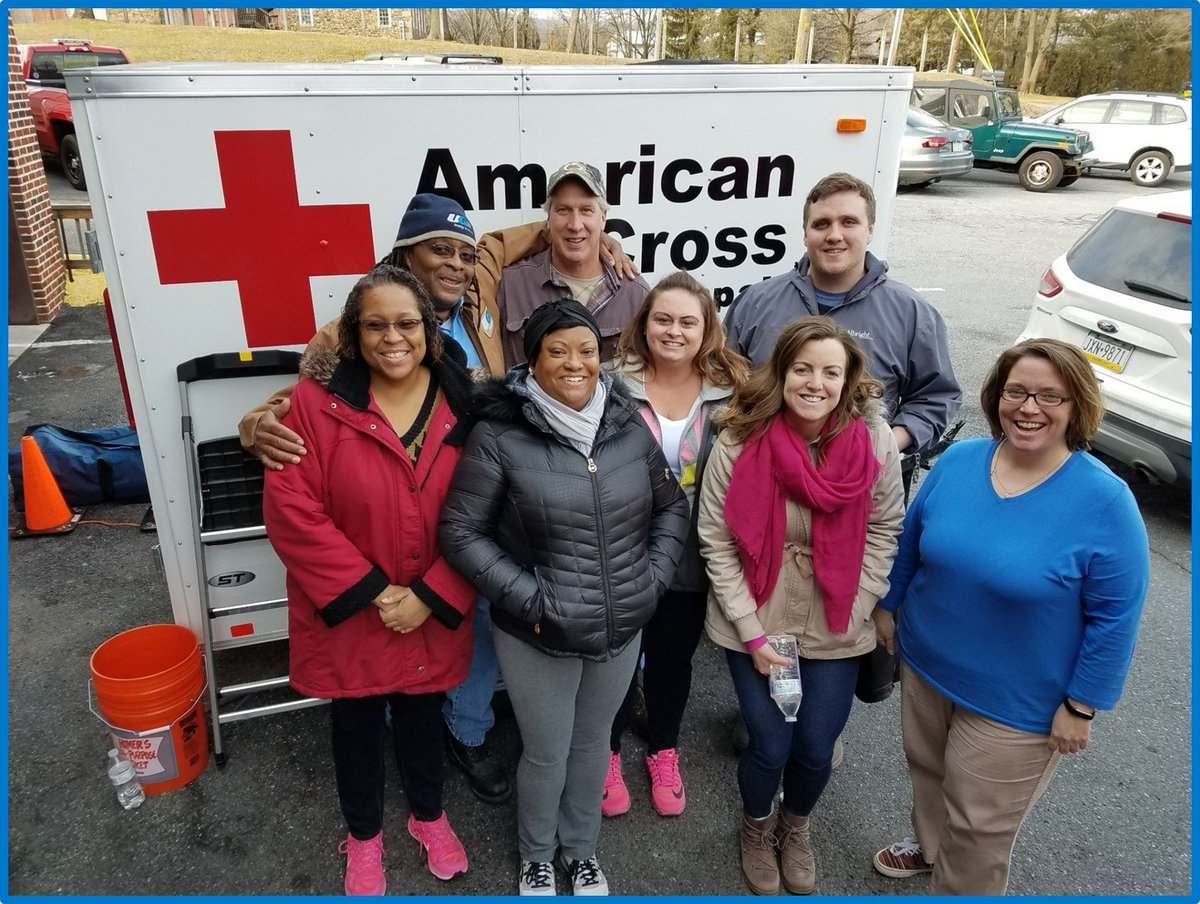 test Twitter Media - It's National Volunteer Week! These UGI volunteers distributed fire safety information at a Red Cross event in Reading this past winter. https://t.co/wtIqdDI7AA