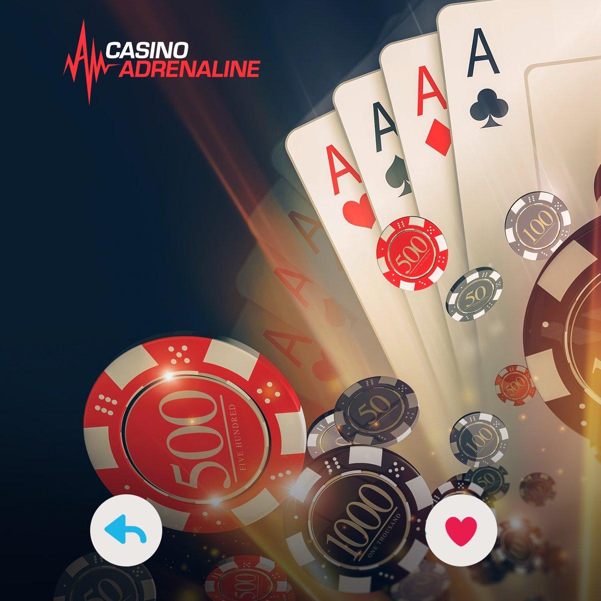 test Twitter Media - Deposit Casino Bonus in Casino Adrenaline are very generous. Check out our great Deposit Casino Bonus, promotions: https://t.co/HmFCJQy72K https://t.co/BukqVxv9e0
