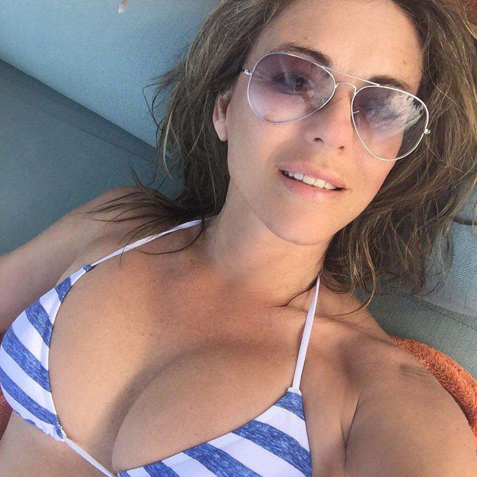 Elizebeth Hurley Sex 50
