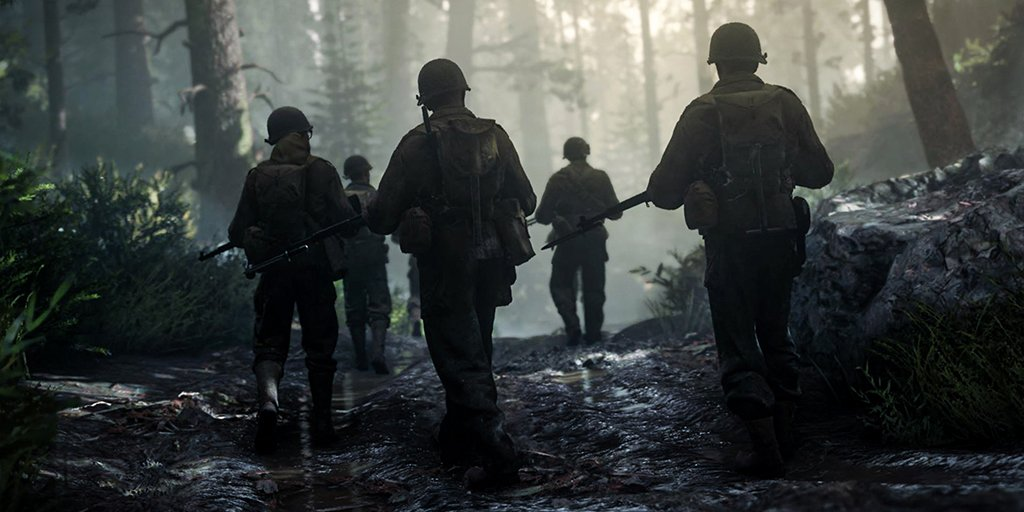 Announcing Call of Duty: WWII https://t.co/gamtfiQu6H #CODWWII https:/...