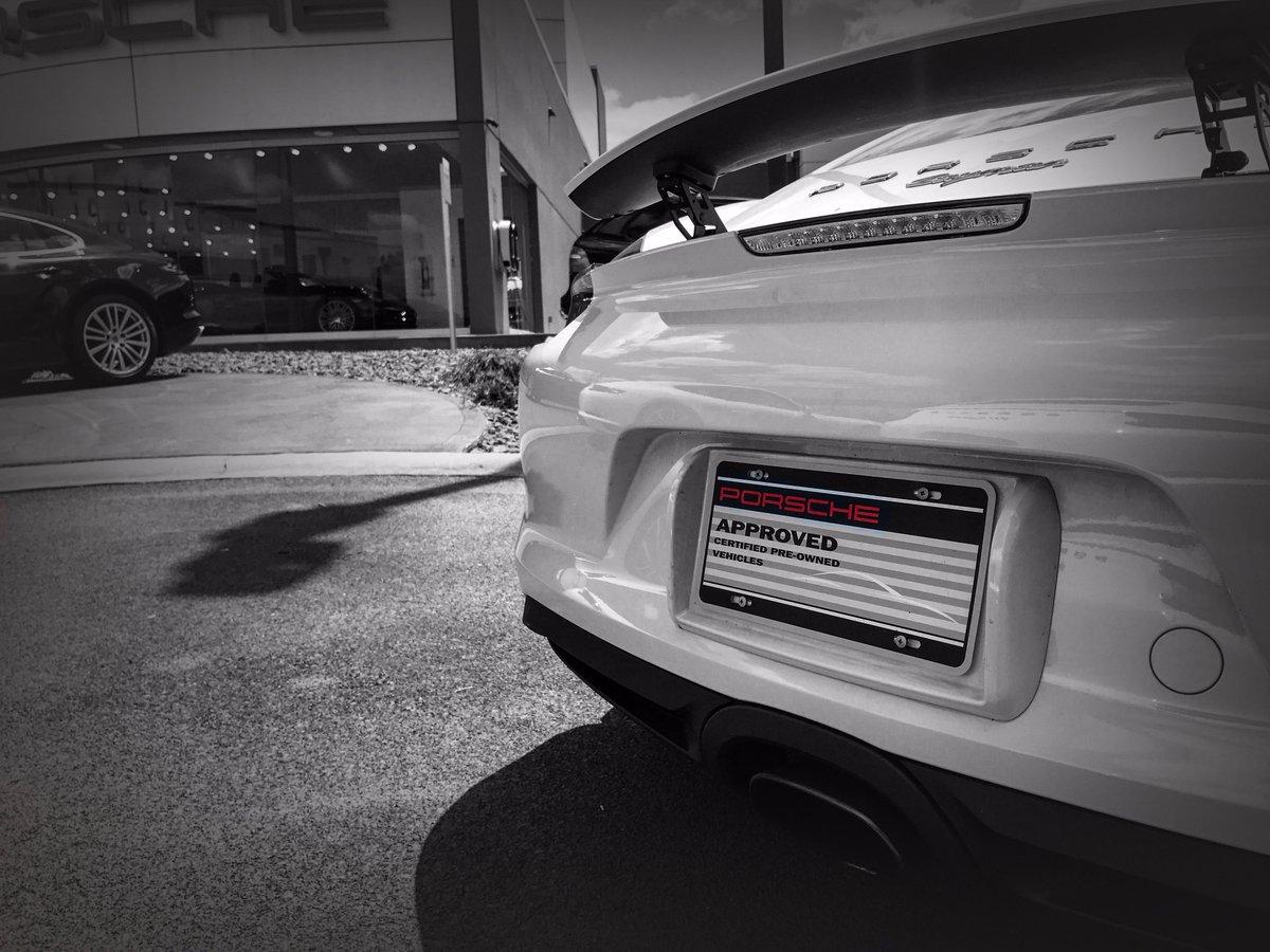 Porsche Chattanooga ChattPorsche Twitter - Porsche roadside assistance