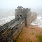 Image for the Tweet beginning: IMAGE: Where the Great Wall