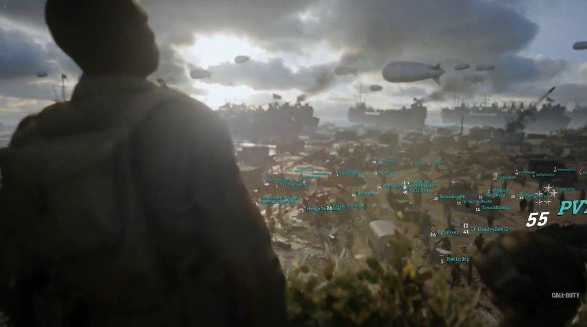"""#BREAKING: Le multijoueur de #WWII possédera un """"QG"""", une zone safe regroupant les joueurs (façon Destiny, avec La Tour)pic.twitter.com/JaFetvuxbs"""