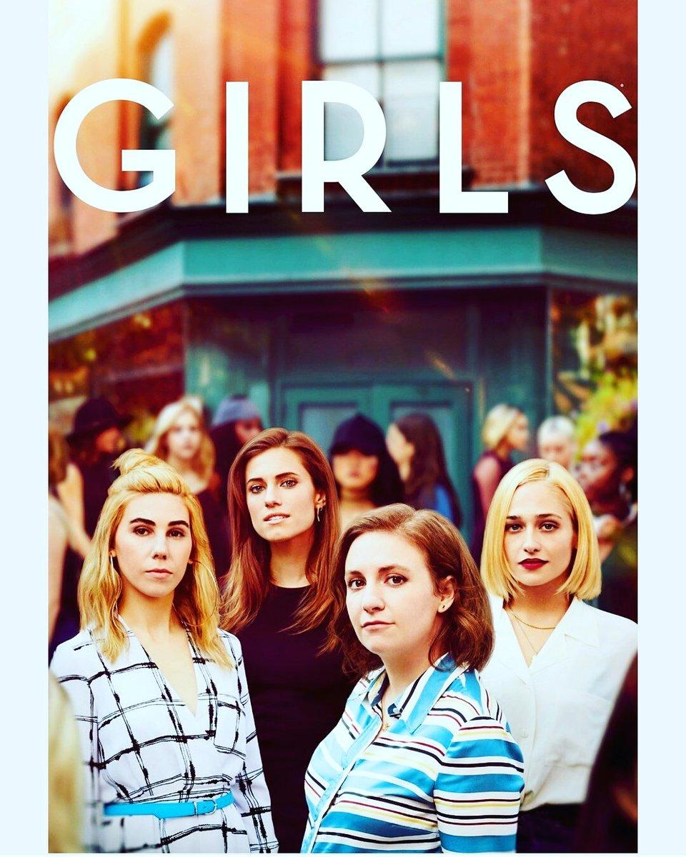 Une super série qui se termine... la vie de 4 copines new yorkaises, réel et déjanté. #series #girls #newyorklifepic.twitter.com/897ZSQWmWI