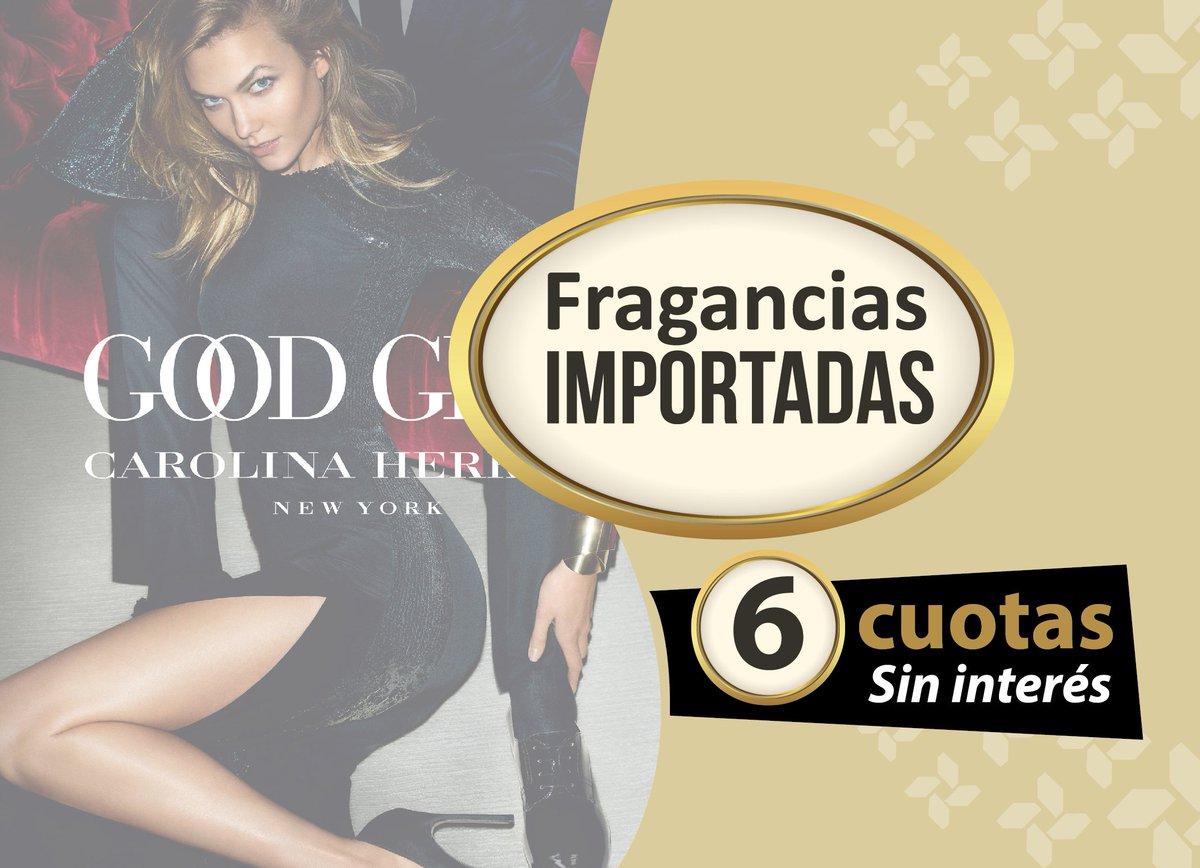 #Irresistible Good Girl es un MUST! 6 CUOTAS SIN INTERES en #Fragancias #Importadas<br>http://pic.twitter.com/QV0iEngVpy