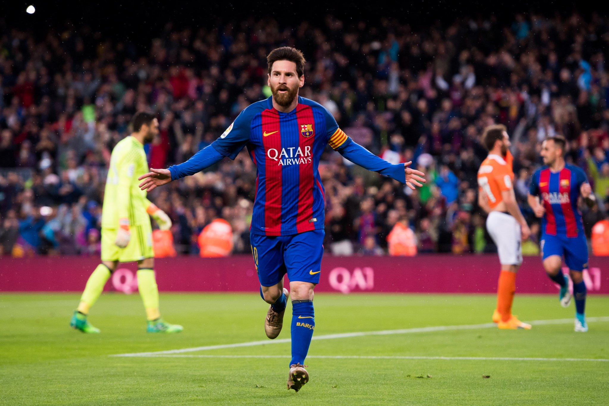 هدف برشلونة الرابع في مرمى أوساسونا