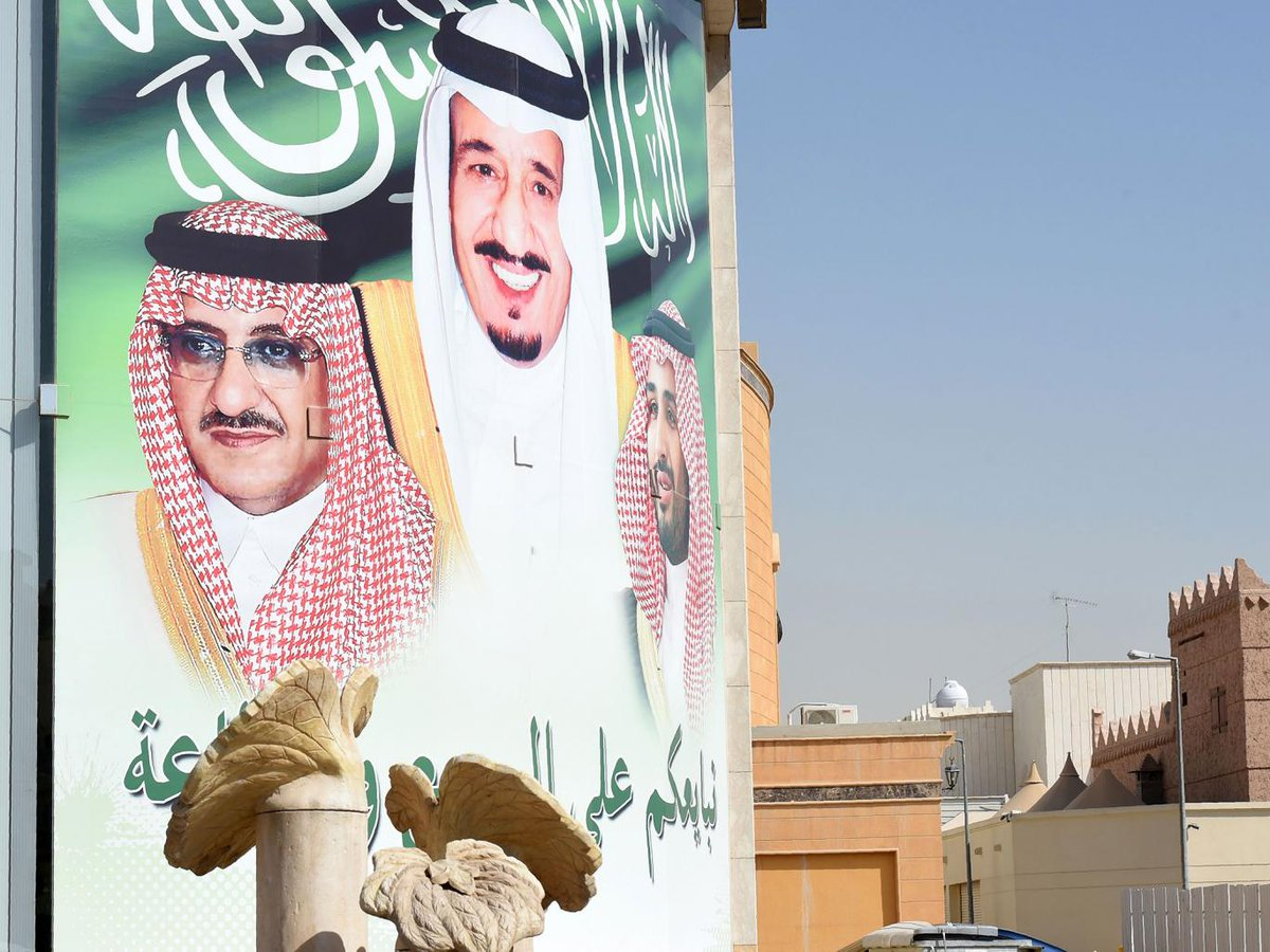In Saudi Arabia, a man was sentenced to death for atheism