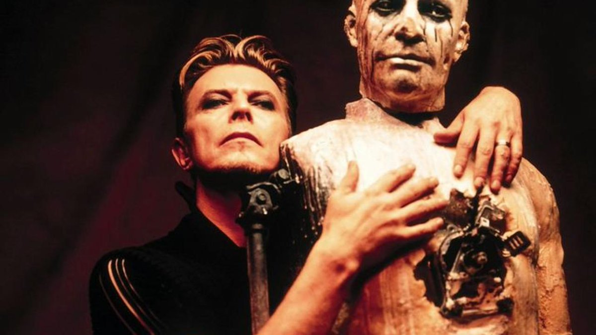 &quot;Oh Paddy, I think I've lost my way  Paddy, what a fantastic death abyss&quot; by #DavidBowie 1995   https:// youtu.be/FPToRYG-TcE  &nbsp;  <br>http://pic.twitter.com/Nt4b0SrhY2
