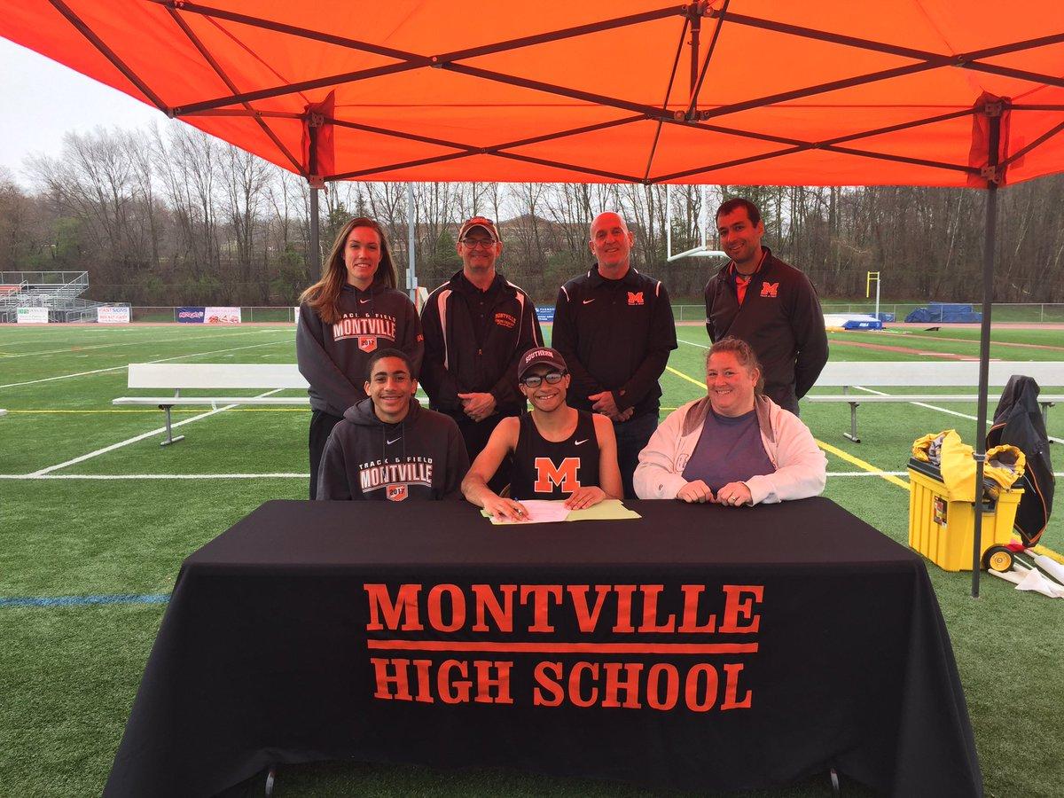 Montville Athletics on Twitter:
