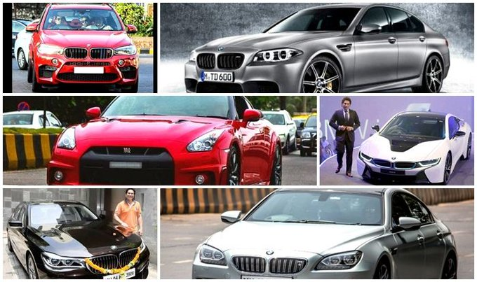 Happy Birthday Sachin Tendulkar: Master Blaster and his car collection
