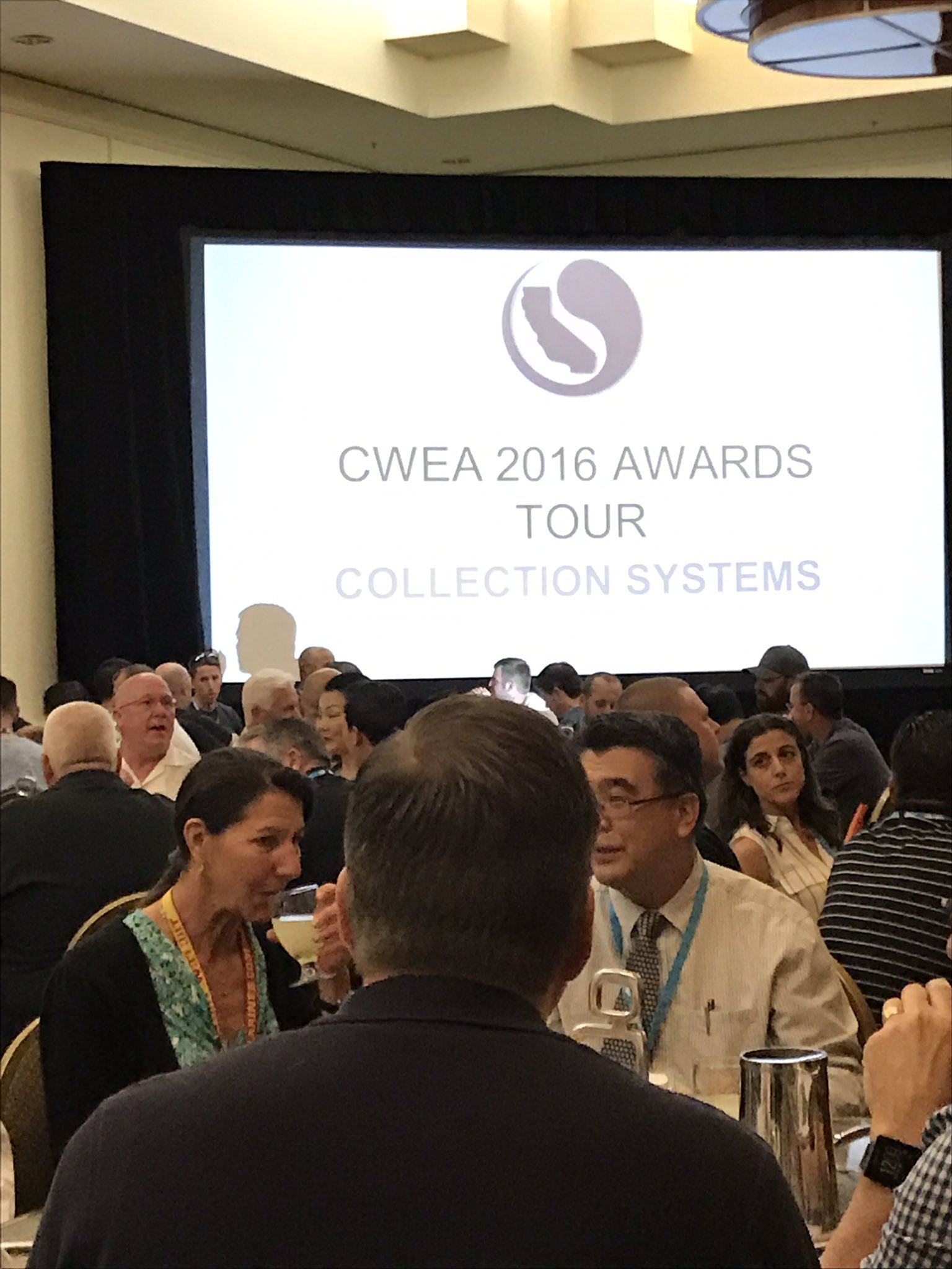 Collections lunch and Awards meeting #cweaac https://t.co/oRpUemkdeh
