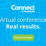 Register now for Connect via Hootsuite virtual conference on May 3, 2017: https://t.co/906Gpwed57 #HootConnect