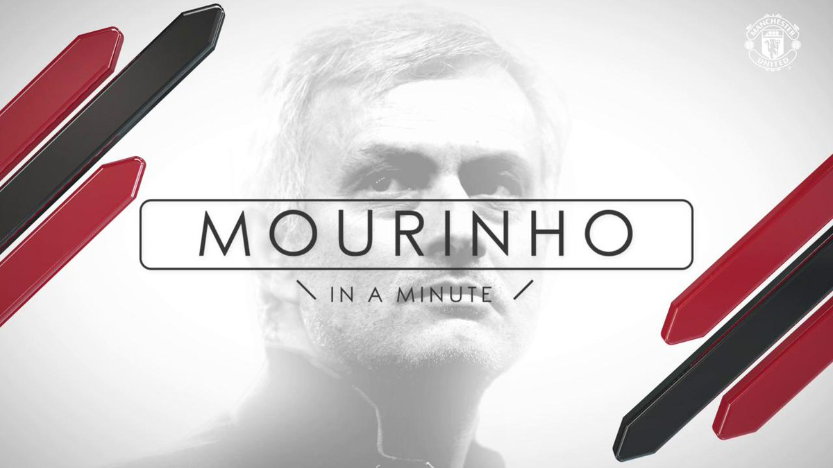 Missed Jose Mourinho's press conference? Here's a recap... https://t.c...