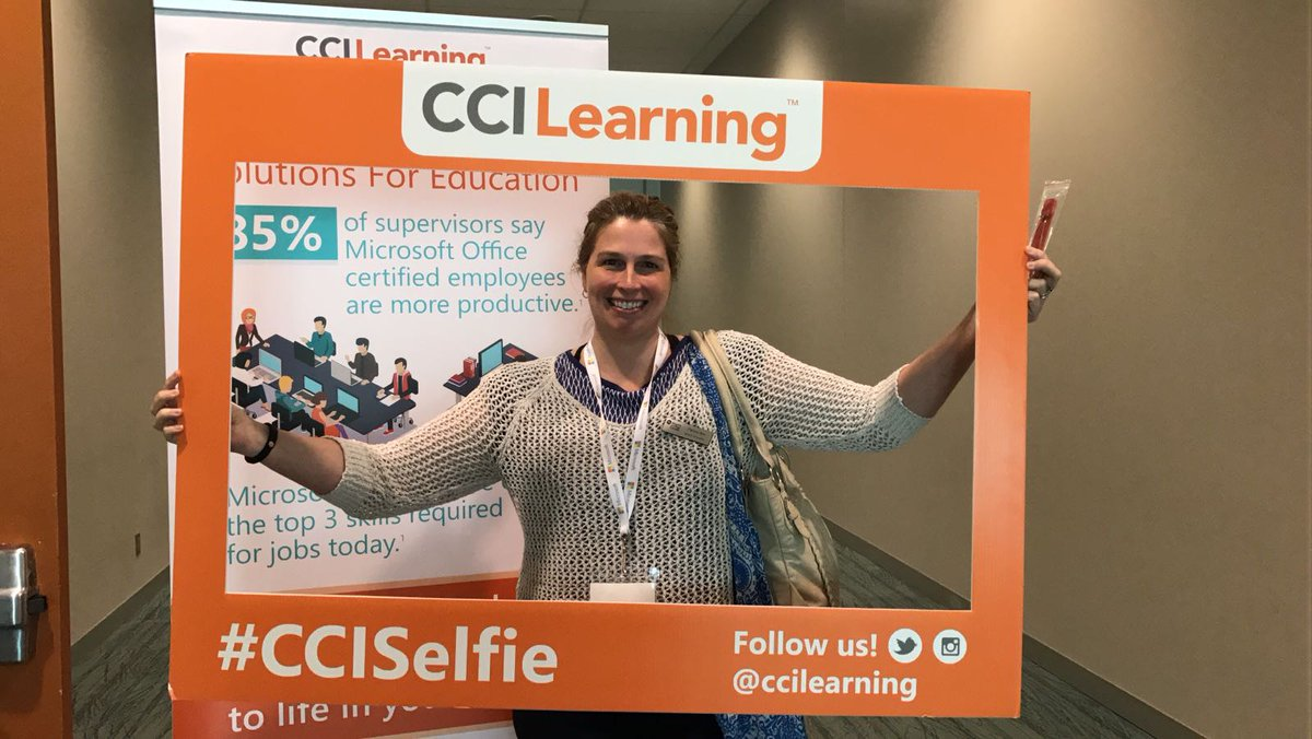CCI Learning on Twitter: \