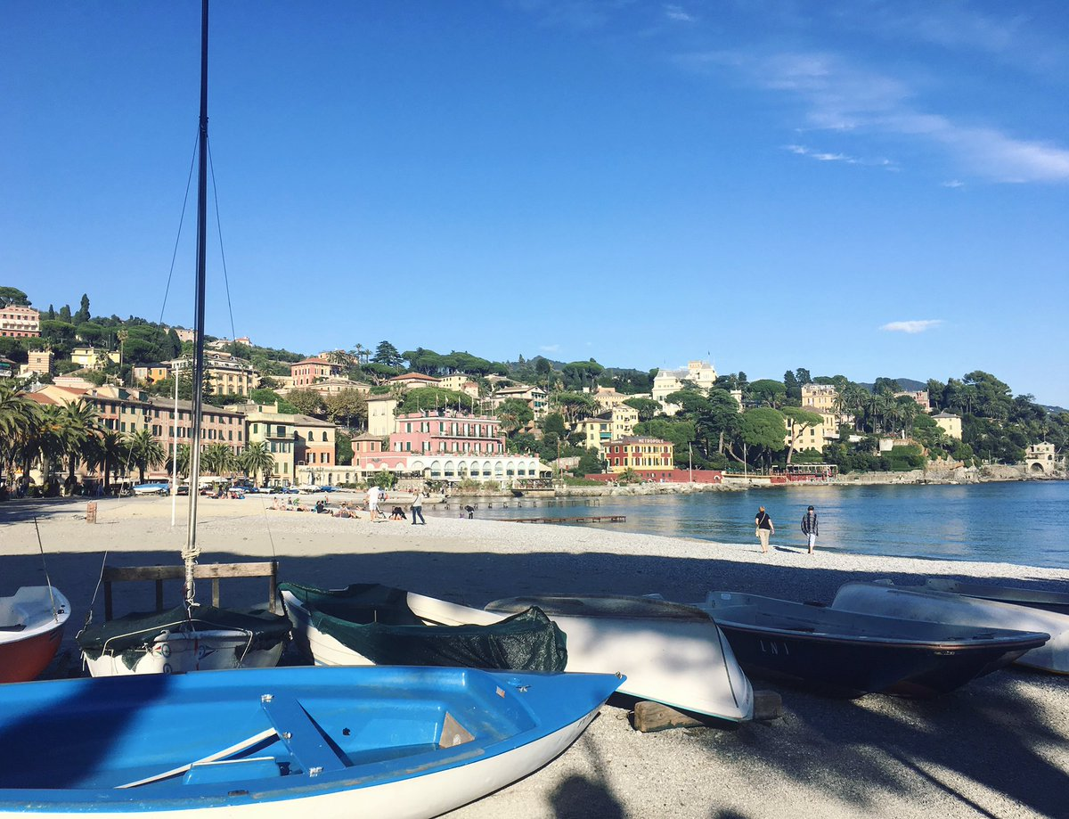 Loved visiting this little costal town near #Portofino #italy with my kids last fall. #singlemomglobetrotter #TravelTuesday #travel<br>http://pic.twitter.com/rmXzYXjNMM
