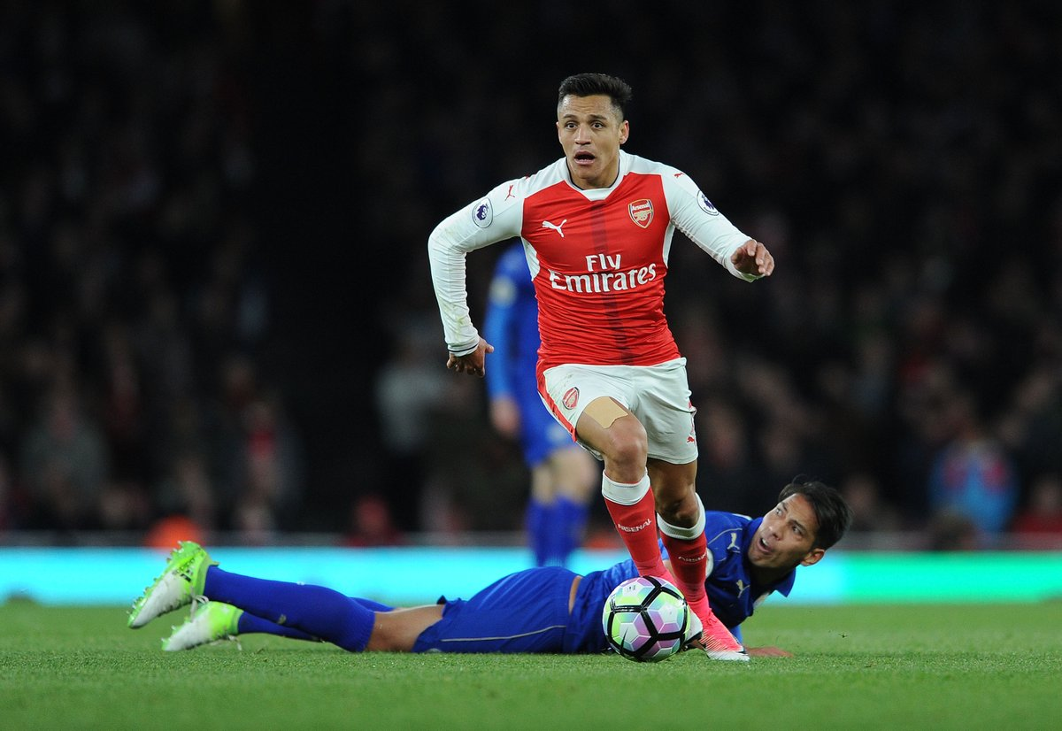 Arsenal vs Leicester City Highlights