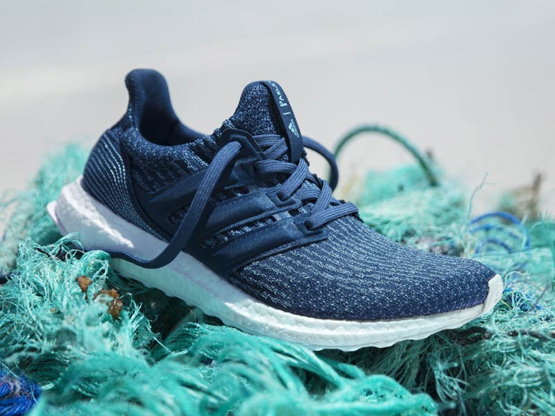 3dc8985b3d5f9 We re taking a closer look at the parley x adidas ultra boost right now on  fb live. watch