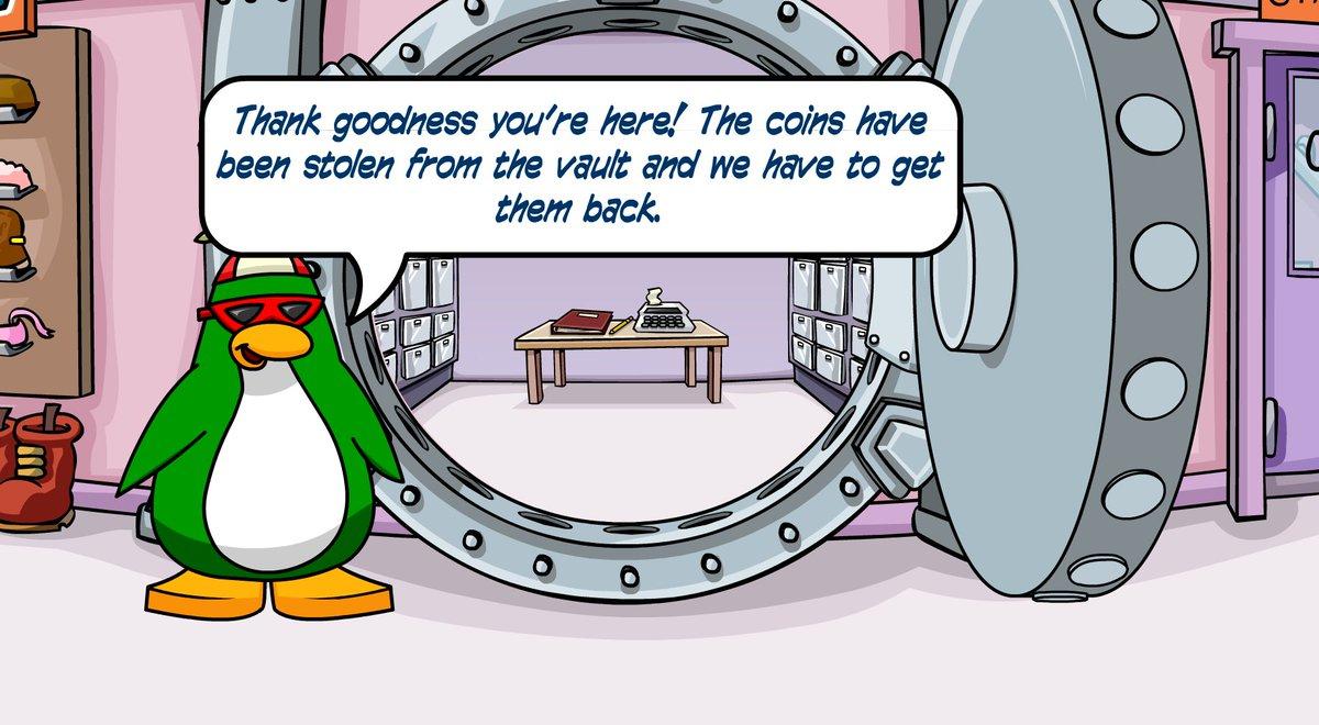 Penguin Oasis on Twitter:
