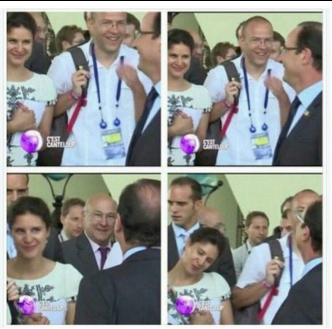 déjà sous Hollande. ..Les journalistes de #BFM draguaient le roi... Quelle honte...ces journalistes... pic.twitter.com/zMa6X7ziH8