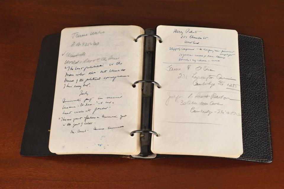RR Auction: A diary written in 1945 by John F. Kennedy sold for $718,750 today. https://t.co/6g5312YH6Y https://t.co/8BeiIbwDwx