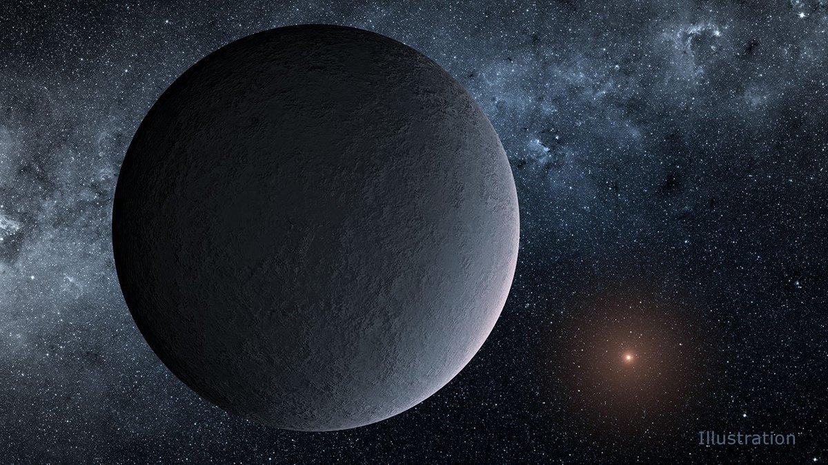 Iceball, nuovo pianeta scoperto dalla NASA simile a Gaia
