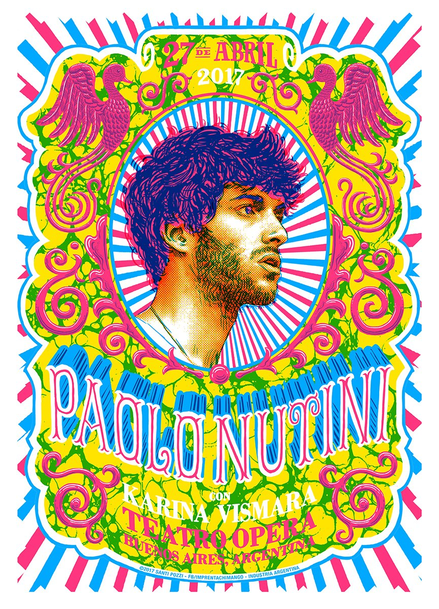 Paolo plays Teatro Opera in Buenos Aires tomorrow night with @KarinaVismara …limited tickets available, book now at paolonutini.com