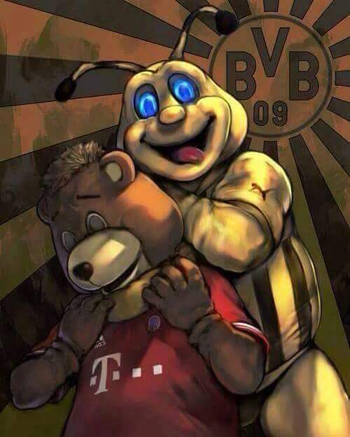 Finale  @stadtdortmund @RNBVB @BVB #fcbbvb #dortmund #bvb #borussia #berlin #DFBPokal #finalepic.twitter.com/IOF8F2BjHH