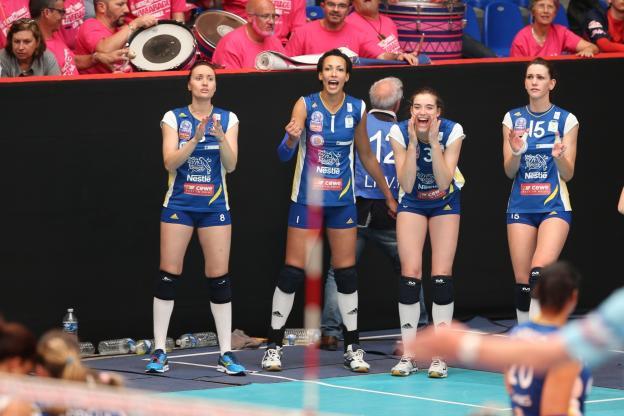 Volley - Ligue A (F) - Cannes et Saint-Raphaël égalisent et s'offrent des matches d'appui  http:// dlvr.it/P0BH32     #Breaking #BreakingLivepic.twitter.com/NPn24i4Lku