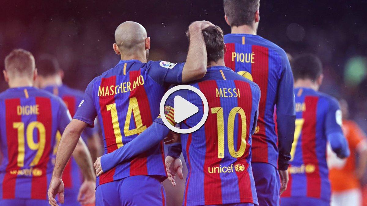 Barcellona Osasuna 7-1 YouTube: primo gol di Mascherano in 7 anni di blaugrana