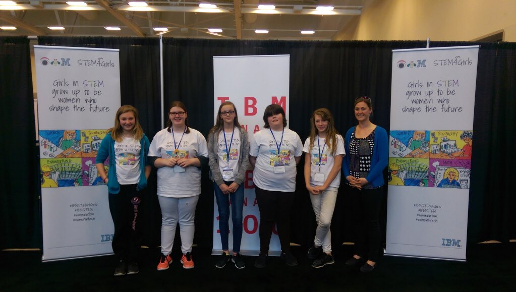 STEM4Girls at the Connect Conference https://t.co/BrbO85clWr