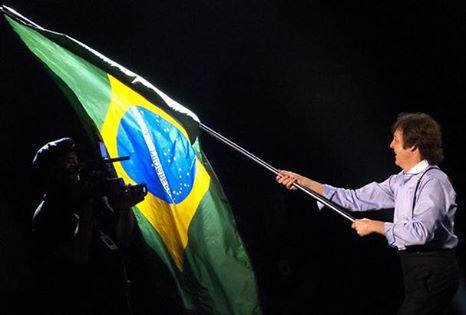 The Beatles Polska: Potwierdzono trasę One On One w Brazylii