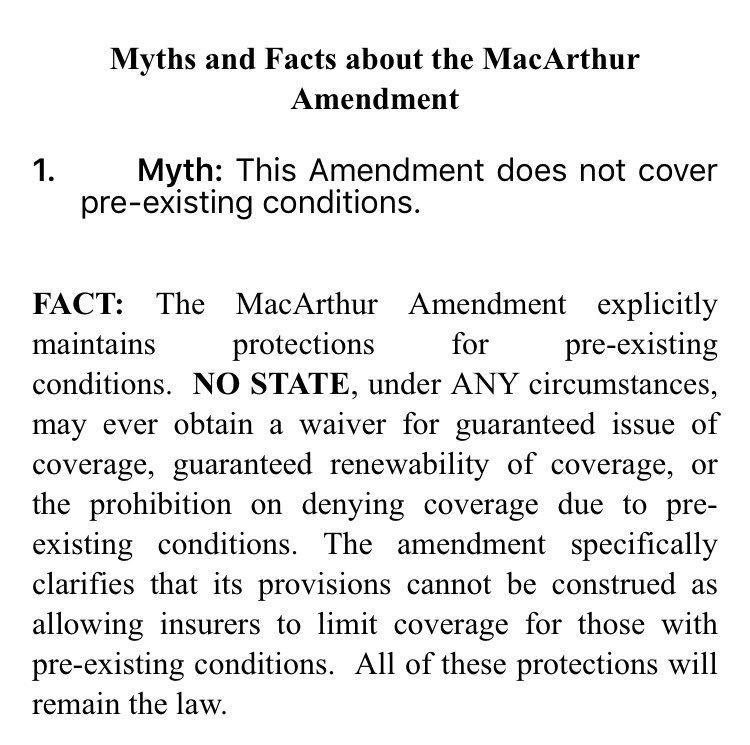 Thumbnail for Matt Fuller on the real facts about the MacArthur AHCA amendment