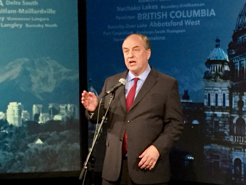 Andrew Weaver: 'It was a great debate... I think you'll see I challeng...