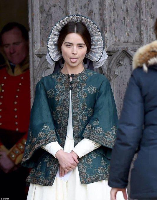 Happy Birthday to Clara Oswald / Queen Victoria aka